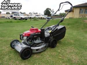Honda Commercial Lawn Mowers Buy Supaswift Commercial 20 Inch Cut Mulch Catch Self