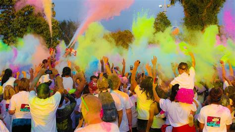 fun colors color fun fest 2013 official youtube