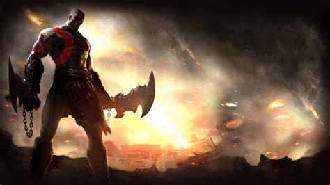 download film god of war versi manusia kratos wallpaper hd god of war 4 video game wallpaper hd