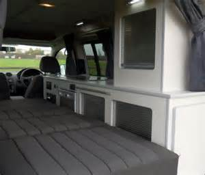 How To Build A Kitchen Bench Full Camper Conversion For Your Own Vw Caddy Maxi Life Car