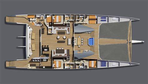catamaran yacht layout pinterest the world s catalog of ideas