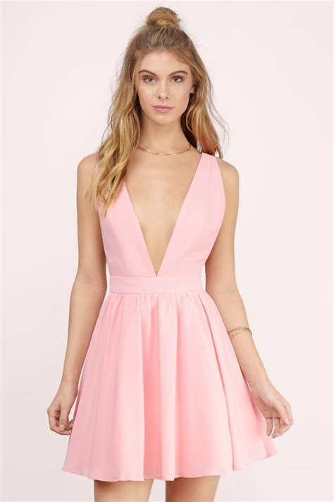 swing skater dress swing with me skater dress tobi