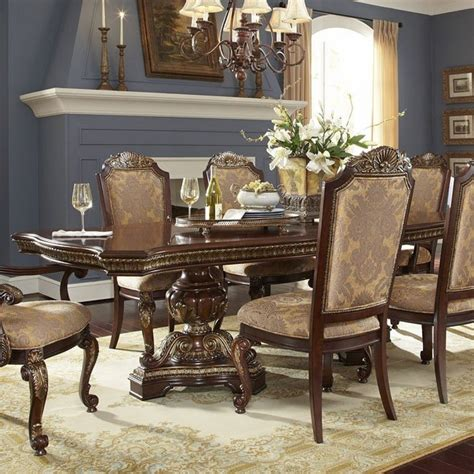 pulaski dining room del corto dining room set pulaski furnitu on dining room