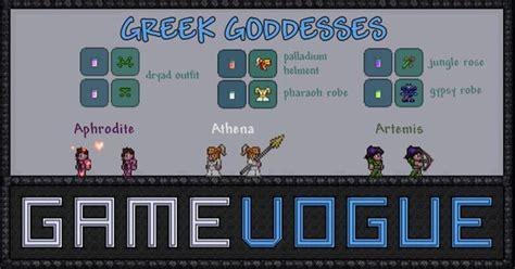 goddesses terraria vanity http gamevogue