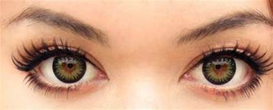 best colored contacts for brown green contacts on brown best non prescription
