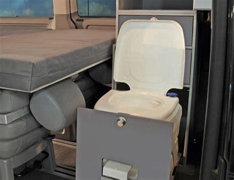 vanessa modulturm wc vans vw  zubehoer wohnmobil vw