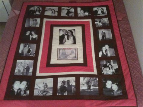 quilt ideas photo memory quilts
