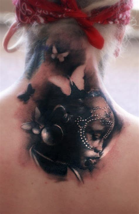 3d tattoos 15 amazingly cool 3d tattoos oddee