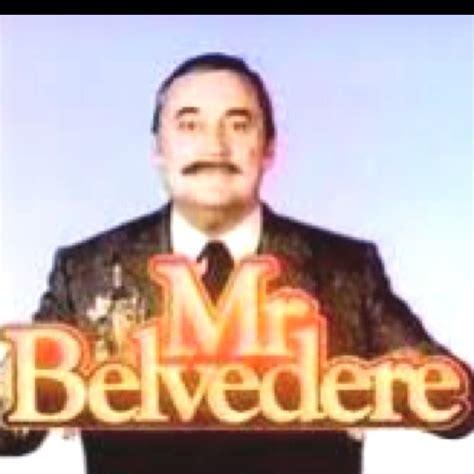 mr belverdere mr belvedere back in the day