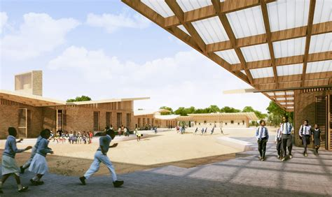 Architect Education And by Gallery Of Francis K 233 R 233 Designs Education Cus For Obama Foundation In Kenya 3