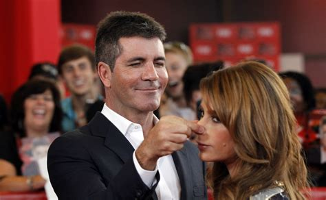 Paula Abdul Didnt Really Nose by Simon Cowell I Almost Had With Paula Abdul