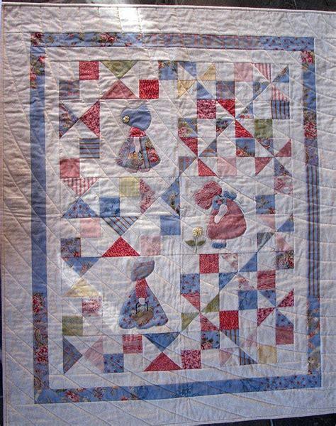 Sunbonnet Quilt by 69 Best Images About Sunbonnet Sue On Quilt Vintage Patterns And Embroidery