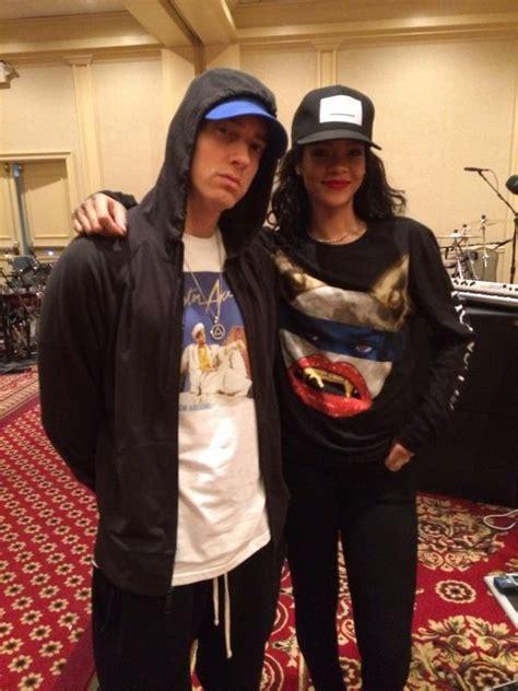 Lepaparazzi News Update Eminem And Now Engaged by Rihanna On Quot Marshall Eminem