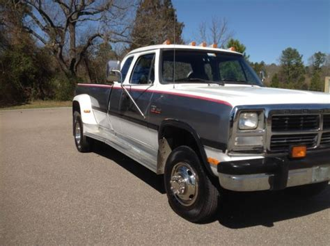 how cars work for dummies 1992 dodge d250 club parking system 1992 dodge cummings diesel for sale dodge other pickups le 1992 for sale in white marsh