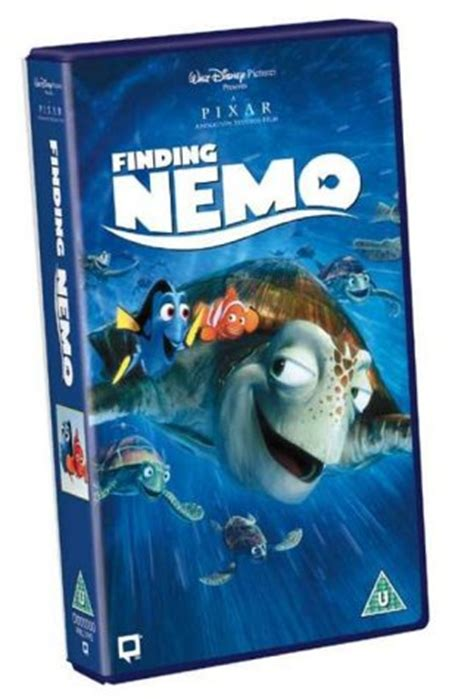Finding Uk Opening To Finding Nemo 2003 Uk Vhs Version At Scratchpad The Home Of