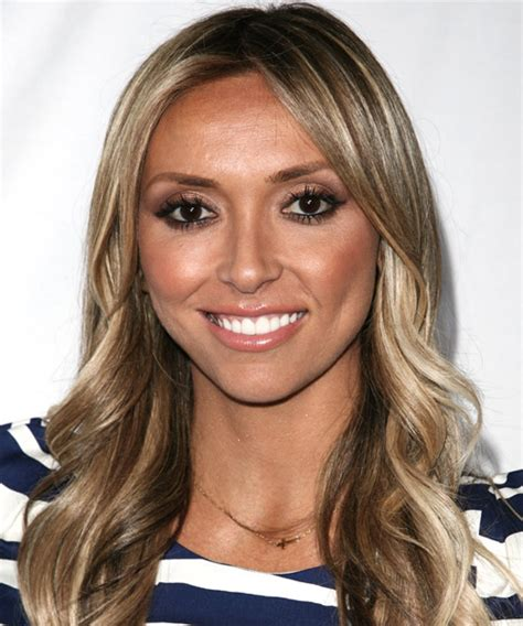 giuliana rancic thinning hair giuliana depandi rancic long wavy casual hairstyle