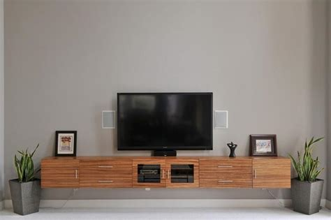 living room media furniture 10 modern floating media cabinet for the living room rilane