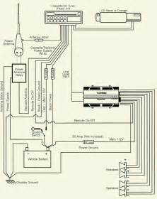 infinity 5760a 5761a 6 channel power amplifier wiring diagram electro help