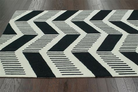 black and white chevron area rug black and white chevron rug rugs ideas
