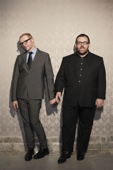 simon pegg twilight simon pegg and nick frost cute duo celebrities