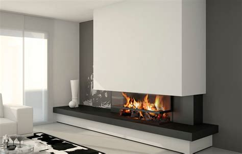 imagenes chimeneas minimalistas chimenea moderna modelo oxford chimeneas modernas
