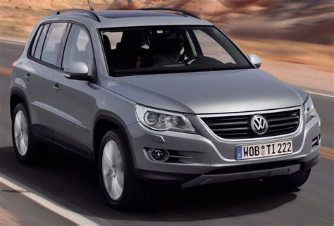 2008 Volkswagen Tiguan by Page Not Found Carblog