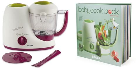 Beaba Babycook Book our favourite recipes from the beaba babycook book