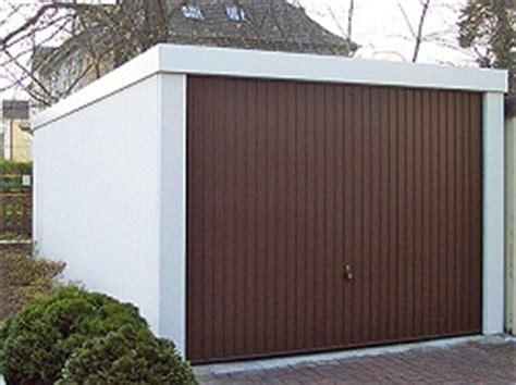 was kostet ein garagentor kosten fertiggarage bei garage carport de