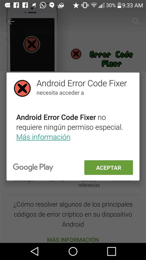 fixer application error fixer app google play 1 techcetera