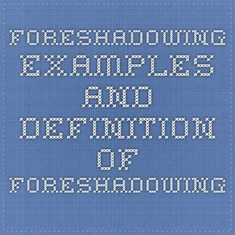 writing foreshadowing twists climaxes and the law of 3 59 best writing foreshadowing symbolism images on