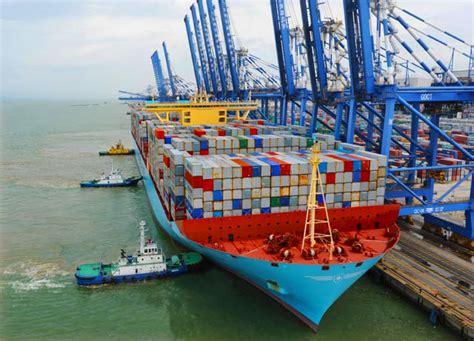 guangzhou port guangzhou to develop to an internatioanl port guangdong