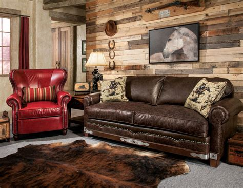 Lodge Sofas by Marshfield Furniture Rustic Lodge Furniture Interior