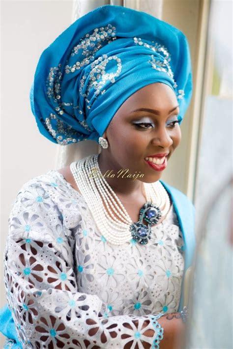 aso okebella styles white blue aso oke naija wedding styles pinterest