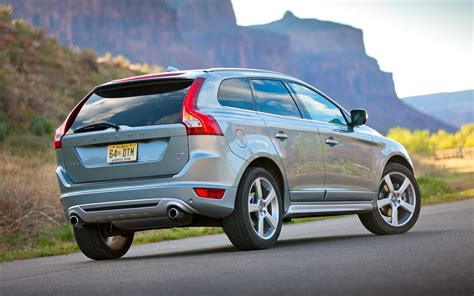 volvo xc60 2011 volvo xc60 r design first drive motor trend