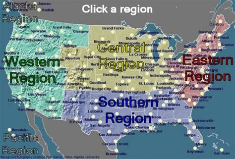 us weather bureau maps other links