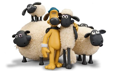 from shaun the sheep meet the characters in shaun the sheep the telegraph