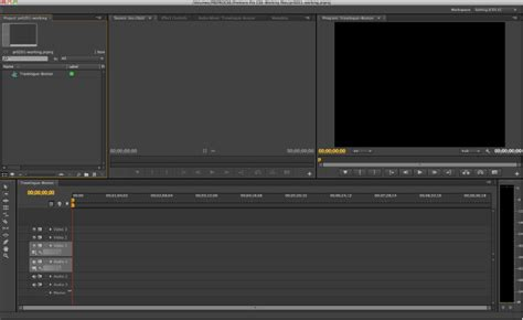 adobe premiere pro workspace premiere pro tutorial customizing the interface
