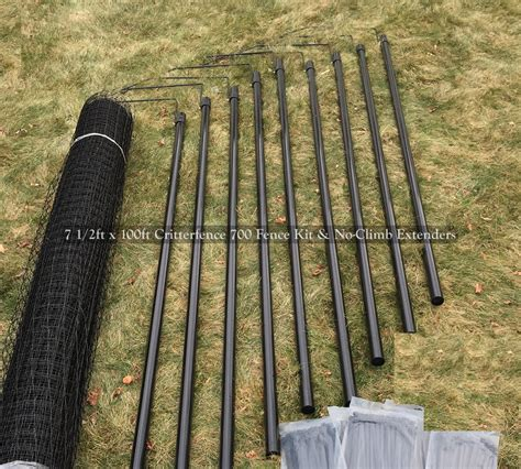 fence kits fence kit c9 6 x 100 strongest