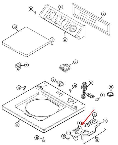 maytag washing machine parts diagram maytag performa washer parts diagram 28 images