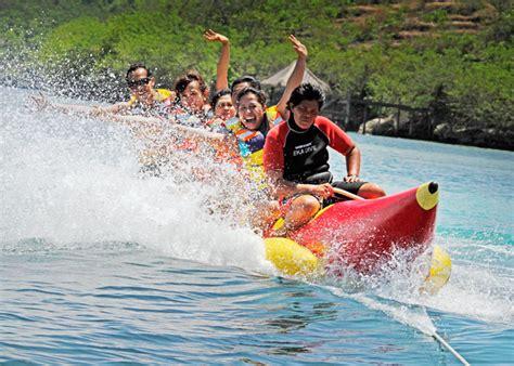 banana boat seminyak banana boat bali activities tours in bali activity