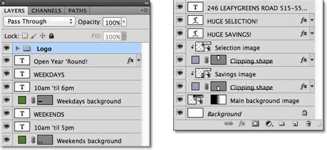photoshop cs3 layers tutorial photoshop layers layer groups
