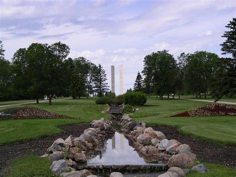 Peace Gardens by Panoramio Photo Of International Peace Gardens