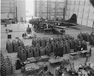 java haus berlin file a completed b 17 f heavy bomber is checked by