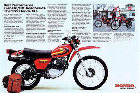 Honda Motorrad Xl 500 by Honda Xl500s