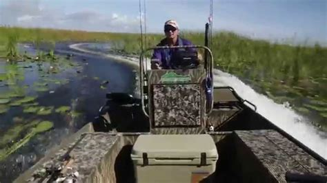 gator trax boat with prodrive do gator trax boats slide nope youtube