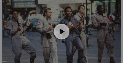 theme song ghostbusters ghostbusters theme song 1984 ray parker jr video