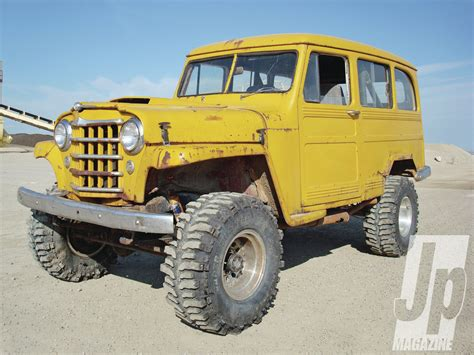 jeep willys wagon lifted jeep willys 2015 white image 61