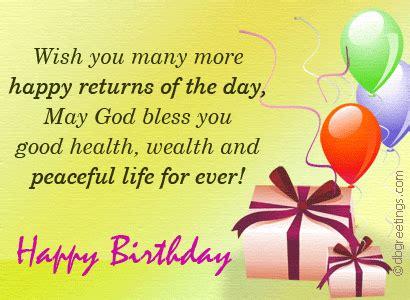 Birthday Wishes Return Quotes Birthday Greetings Messages Birthday Greetings Birthday