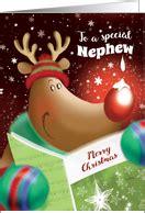 christmas cards  nephew  greeting card universe