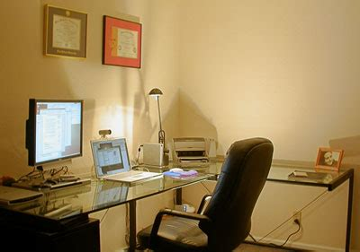 tips for setting up a home office